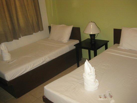 Coron Ecolodge : Room