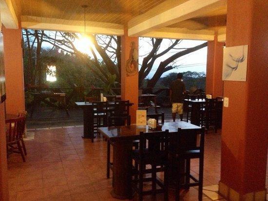 Hacienda Guachipelin: Canopy Bar