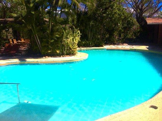 Hacienda Guachipelin: Pool