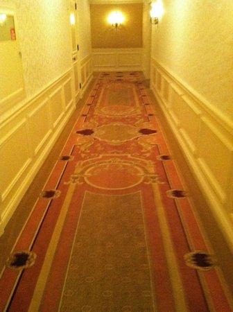 The Westgate Hotel: hall run