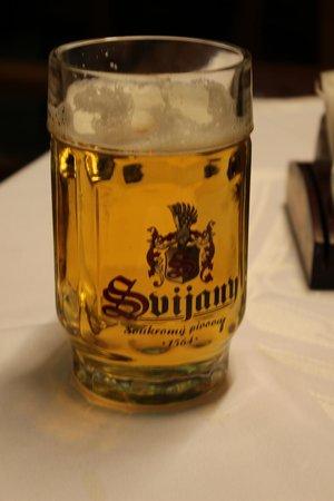 Baracnicka Rychta: Beer