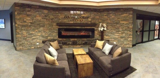 Copper Point Resort: another cozy little spot to relax