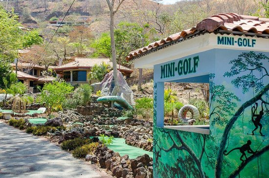 Hermosa Heights Villas: Mini Golf