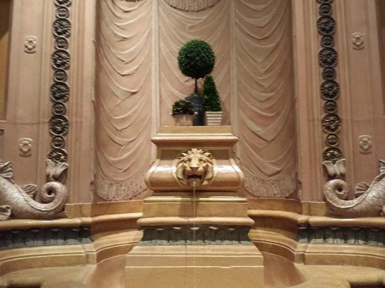 Millennium Biltmore Hotel Los Angeles: hall de entrada