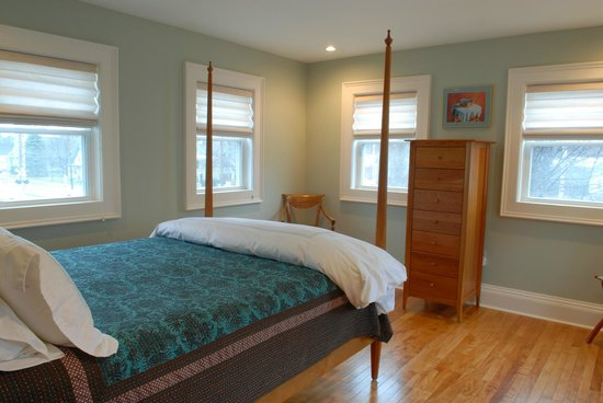 24 East Main Street Bed and Breakfast: The Master Suite