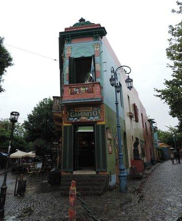 Buenos Aires Local Tours: El Caminito - Barrio La Boca