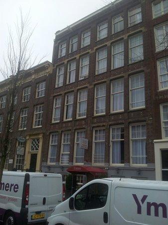 Nova Hotel Amsterdam : Facciata hotel
