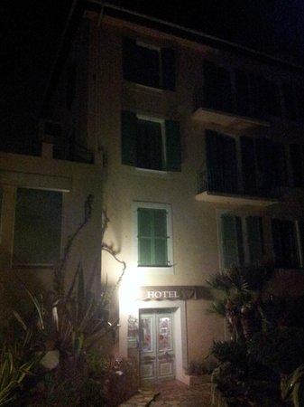 Hotel Miramar : esterno hotel