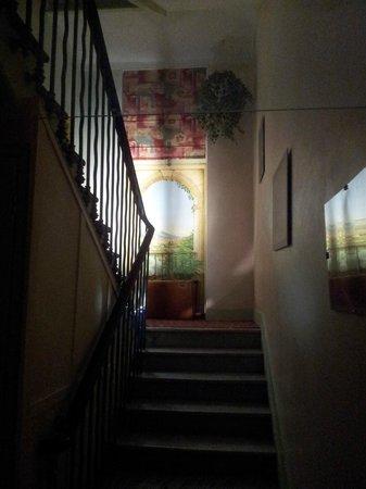 Hotel Miramar : interno