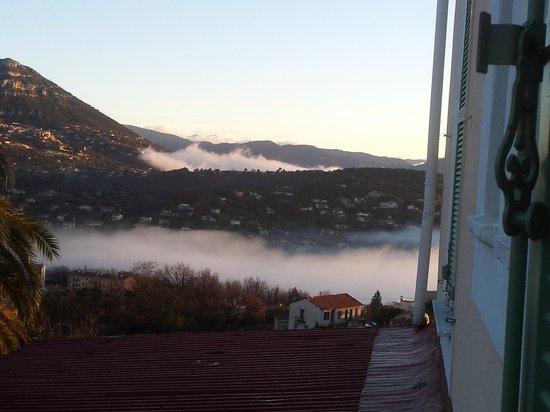 Hotel Miramar : panorama mattutino