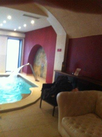 Hotel Spa Le Calendal: spa