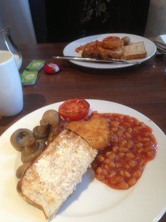 Hilton Garden Inn Birmingham Brindleyplace: Good breakfast