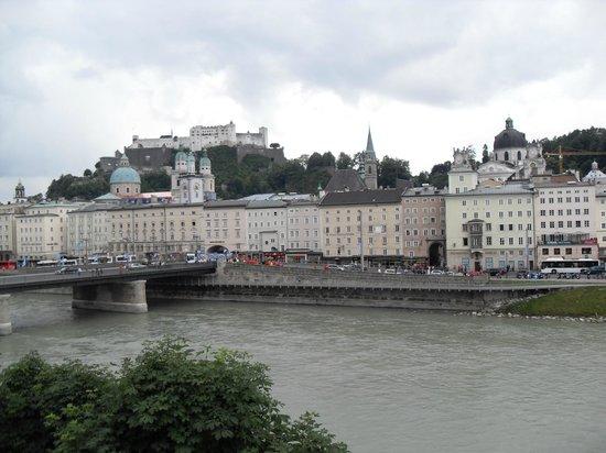 Hotel Sacher Salzburg: habitación