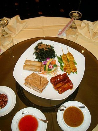 Mo Lin: Mixed Hors D'oeuvres