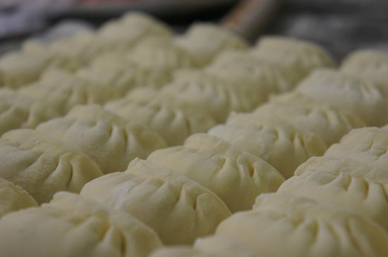 Mo Lin: Ha Gau Dim Sum (prawn dumpling)