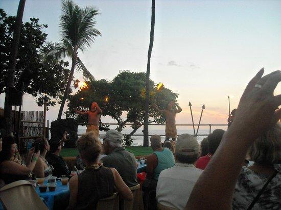 Royal Kona Resort Luau : My first luau