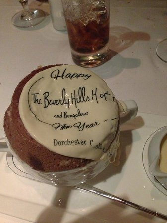 The Beverly Hills Hotel: Soufflé Polo Lounge