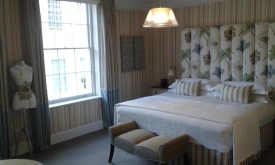 Haymarket Hotel: Room 212 - Suite 2 - Bedroom