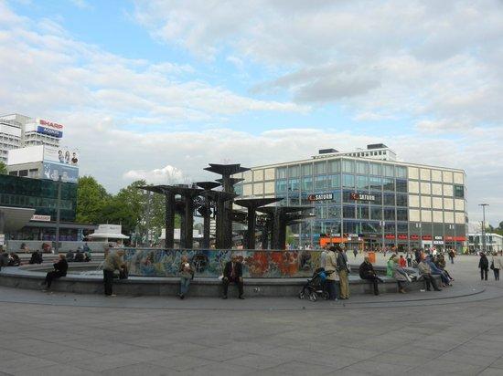 Mitte: Alexanderplatz