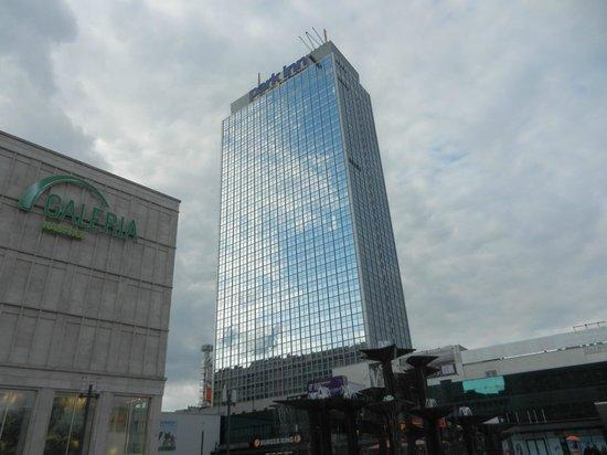 Mitte: Park Inn Hotel