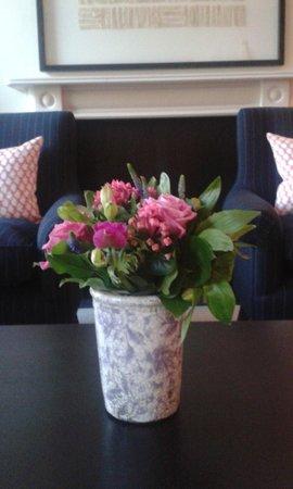Haymarket Hotel : Room 212 - Suite 2 - Lounge