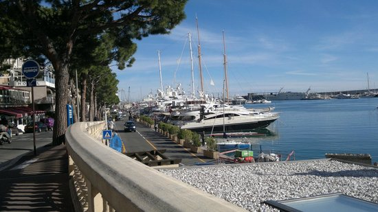 Monte Carlo Harbor: beutifull place and boats.