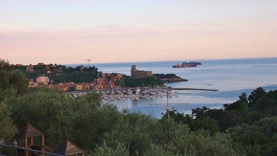 Baia Blu RTA: Lerici view - 1
