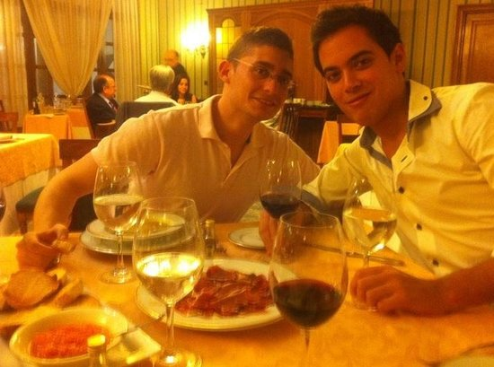 Eurostars Hotel de la Reconquista : restaurante