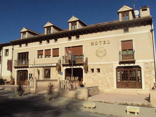 hotel puerta de sepulveda: