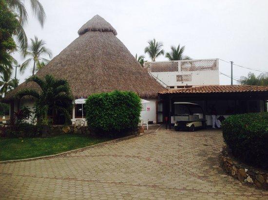 La Mantarraya : Clubhouse