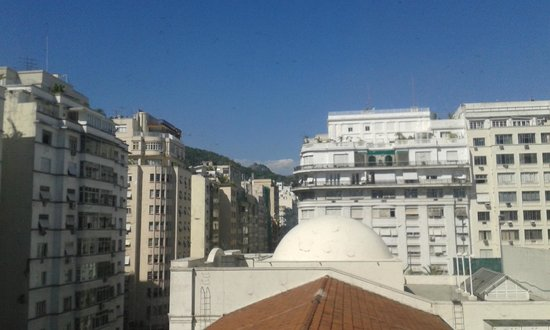 Belmond Copacabana Palace: Suite with City View - Room 559