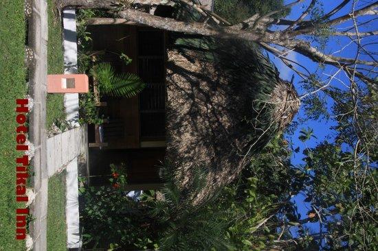 Hotel Tikal Inn: hacienda