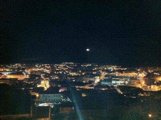 Tryp Colina do Castelo: panorámica de la ciudad