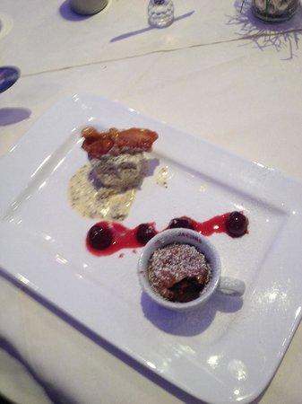 Hotel Heitzmann : Pudding