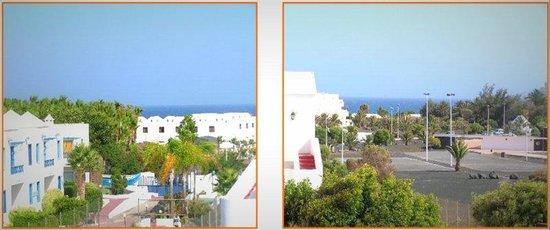 Club Teguisol Apartments: panorama
