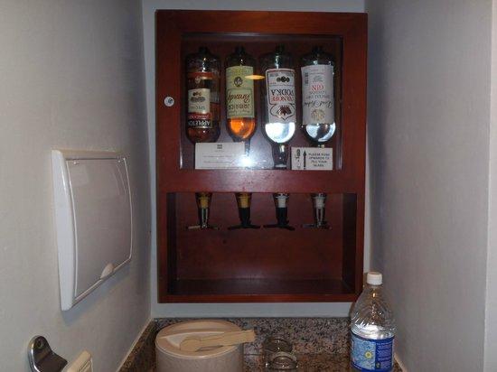 Hotel Riu Montego Bay: minibar