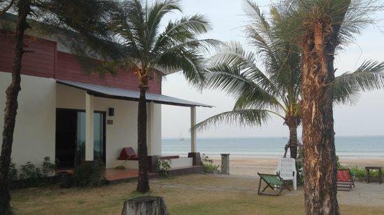 Golden Bay Cottages: Ocean Suite