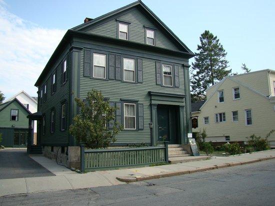 Lizzie Borden House: Lizzie Borden B&B