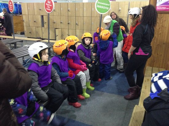 Chill Factore : Very excited kids !