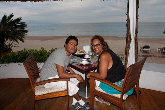 Hyatt Ziva Puerto Vallarta: Breakfast