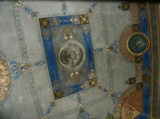 Hotel Joli : notre plafond