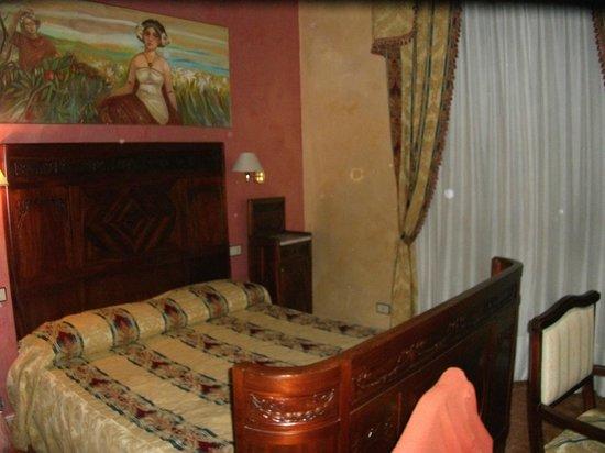 Hotel Joli: notre chambre