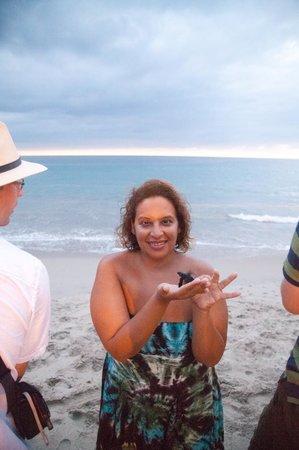 Hyatt Ziva Puerto Vallarta: Turtle release