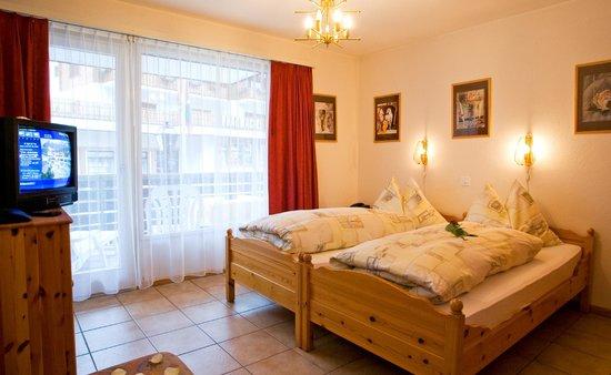 Apparthotel Da'la : Zweierzimmer Standard mit Balkon