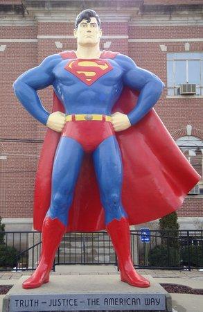 Harrah's Metropolis: Man of Steel!