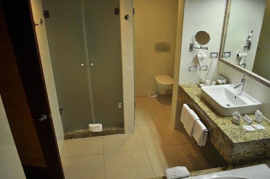 Grand Sirenis Riviera Maya Resort & Spa: bathroom