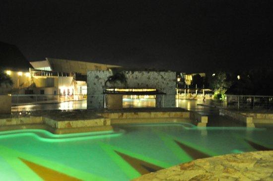 Grand Sirenis Riviera Maya Resort & Spa: resort area