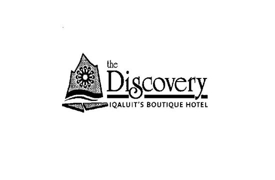 The Discovery Hotel: the Discovery Logo