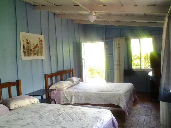 La Ballena Roja Guest House Hotel: La Flor room