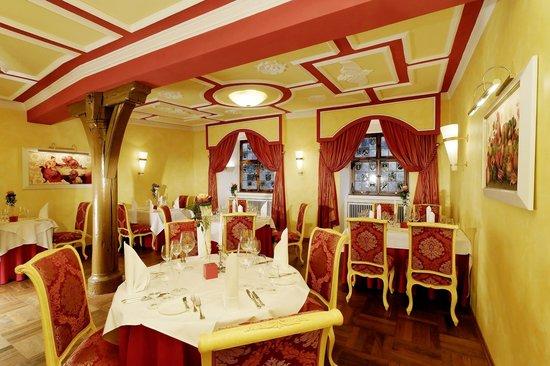 San Michele Im Romantik Hotel Der Adelshof